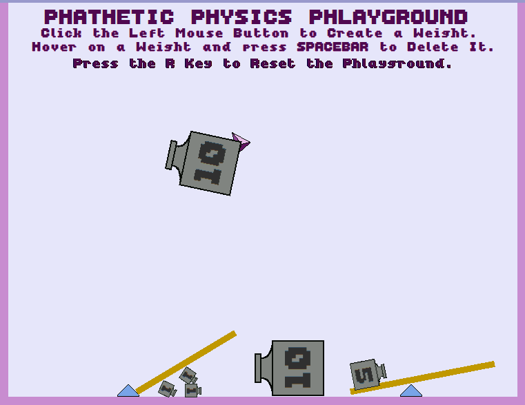 Phathetic Physics Phlayground by let-off-studios