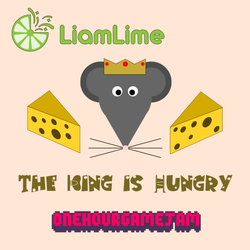 The King is Hungry by liamlime