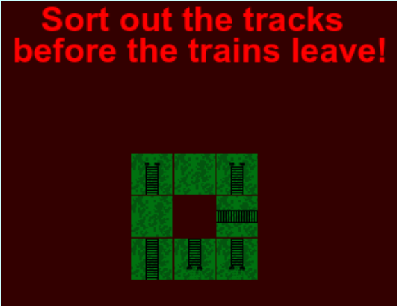 Train Track Planner by dollarone