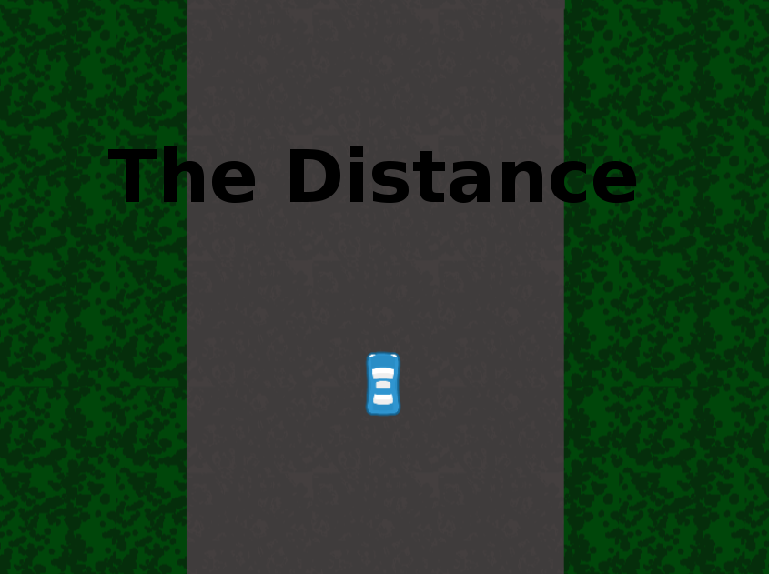 The Distance by dollarone