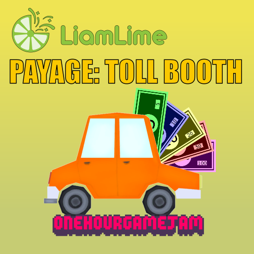 Payage Toll Booth by liamlime