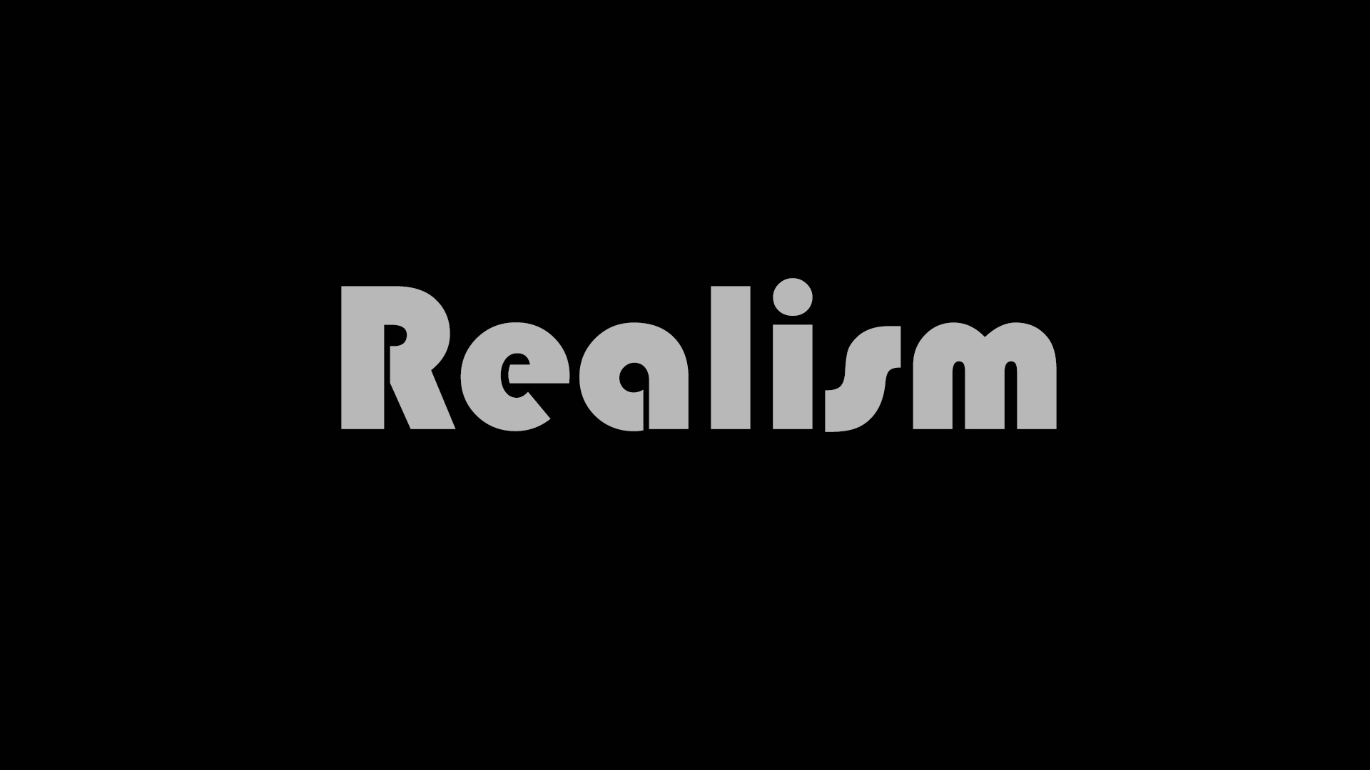 Realism by thesloveniandevil