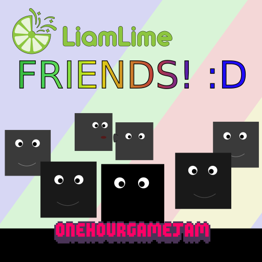 Friends! :D by liamlime