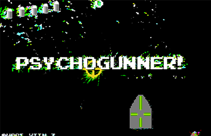 Psychogunner by jupitron