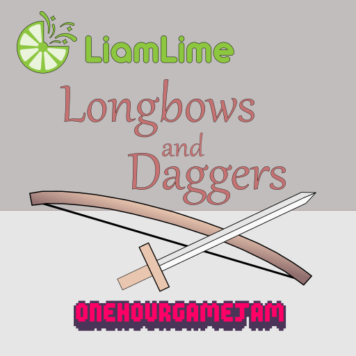 Longbows and Daggers by liamlime