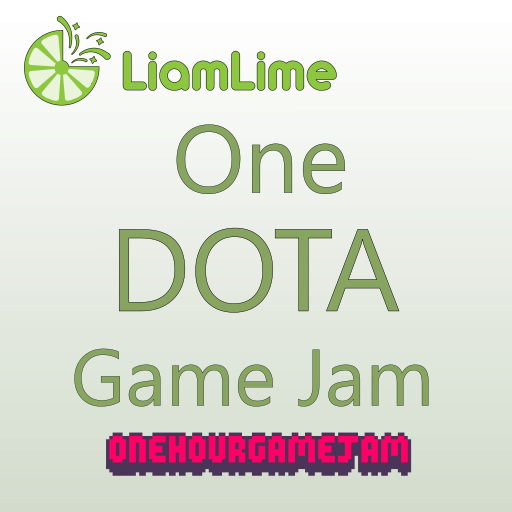 1 Dota Game Jam by liamlime
