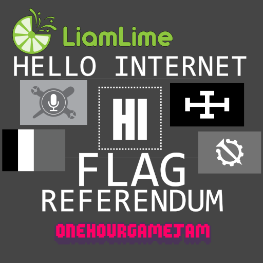 Hello Internet Flag Referendum by liamlime
