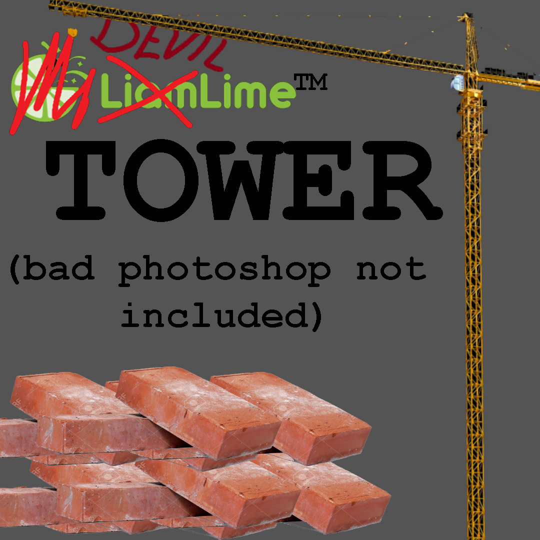 DevilLime™ Tower by thesloveniandevil