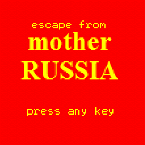 Escape from mother Russia by PUARSLIBURF