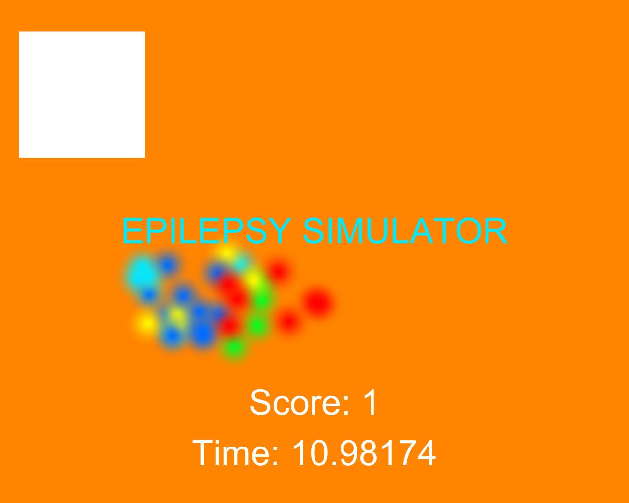 Epilepsy Simulator by mixer