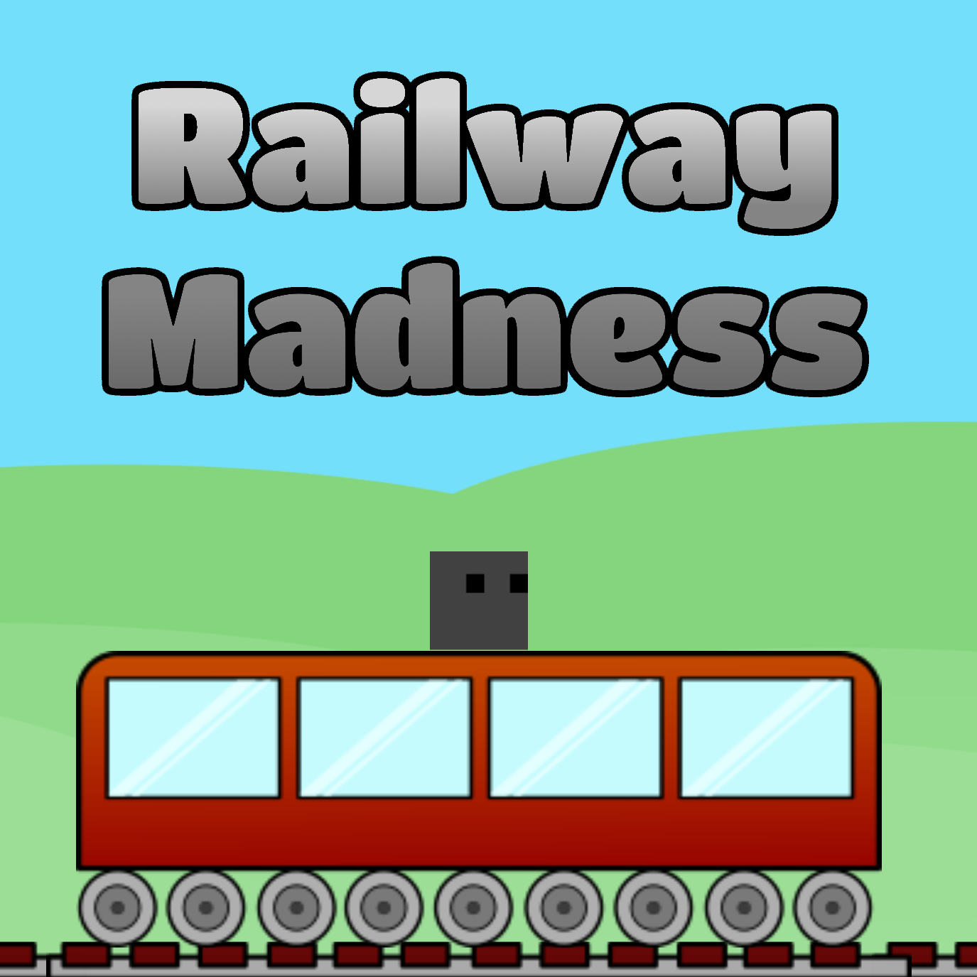 Railway Madness by generictoast