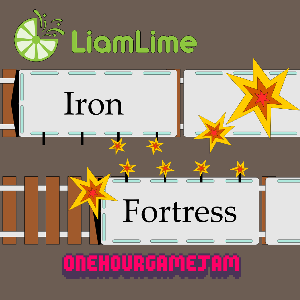 Iron Fortress by liamlime