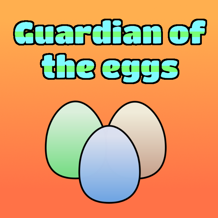 Guardian of the eggs by generictoast