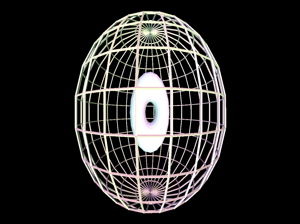 Egg + Torus by terop