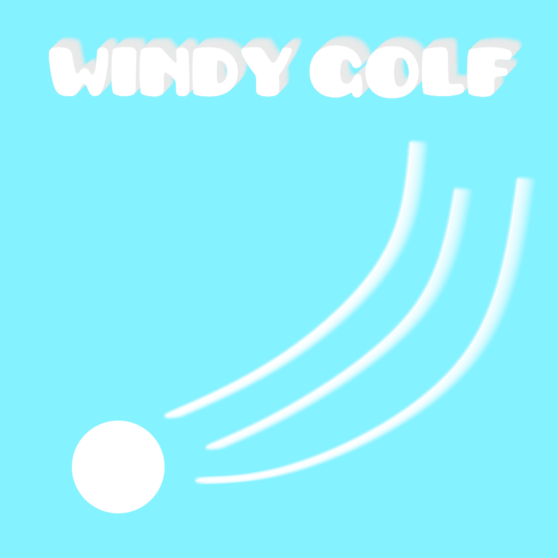 Windy Golf by generictoast